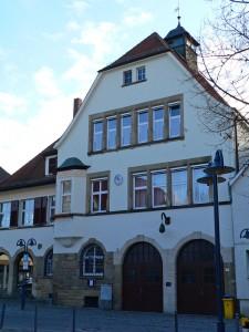 Ehm. Rathaus von Hedelfingen