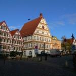 Leonberg Altstadt Rathaus