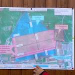 Malmsheim Flugplatz Planungskarte