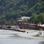 Neckarschleusen bei Heidelberg