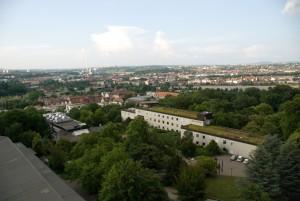SWR-Studios in der Villa Berg