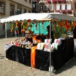Handwerkermarkt in Vaihingen