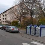 Altglascontainer Kniebisstraße