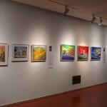 Ausstellungsflur
