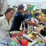 Benefiz Flohmarkt