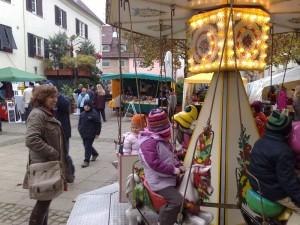 Kinderkarussell am Schmalzmarkt