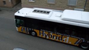Hybridbus im-Test Linie 42