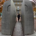 Denkmal der graue Busse