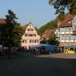 Klosterhof Maulbronn