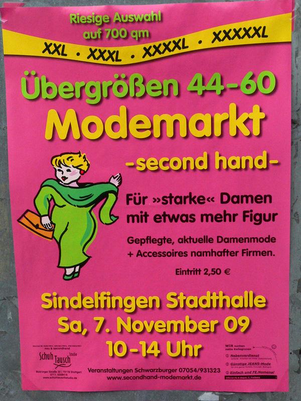 gablenberger klaus blog blog archive markt nur f r damen bergr en 44 60 in sindelfingen. Black Bedroom Furniture Sets. Home Design Ideas