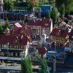 Weihnachtseisenbahn am Schlossplatz