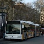 Bushaltestelle Schlossplatz