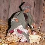 Weihnachtskrippe Warmbronn
