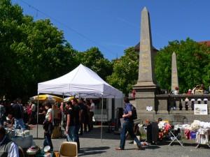 Flohmarkt-am-Karlsplatz