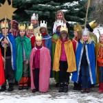 Die Sternsinger von Warmbronn 2010