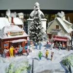 Modeleisenbahnen mit-Schnee von Wolfgang