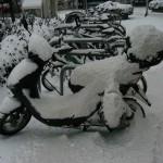 Schnee-in-Stuttgart von Sabine
