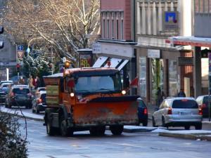 Winterdienst in Stuttgart