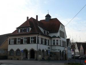 Bezirksrathaus-Hedelfingen