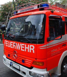 Feuerwehr-UT