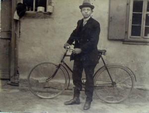 Radfahrer-anno-domini-