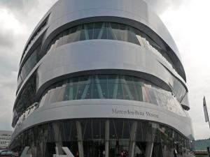 Mercedes-Museum-Stuttgart