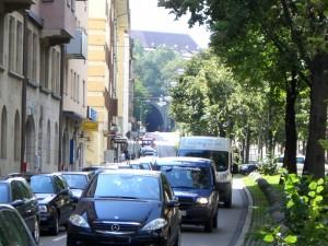 Verkehr-in-der-Wagenburgstraße