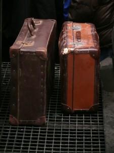 Als die Koffer noch von Gepäckträgern zum Zug gebracht wurden