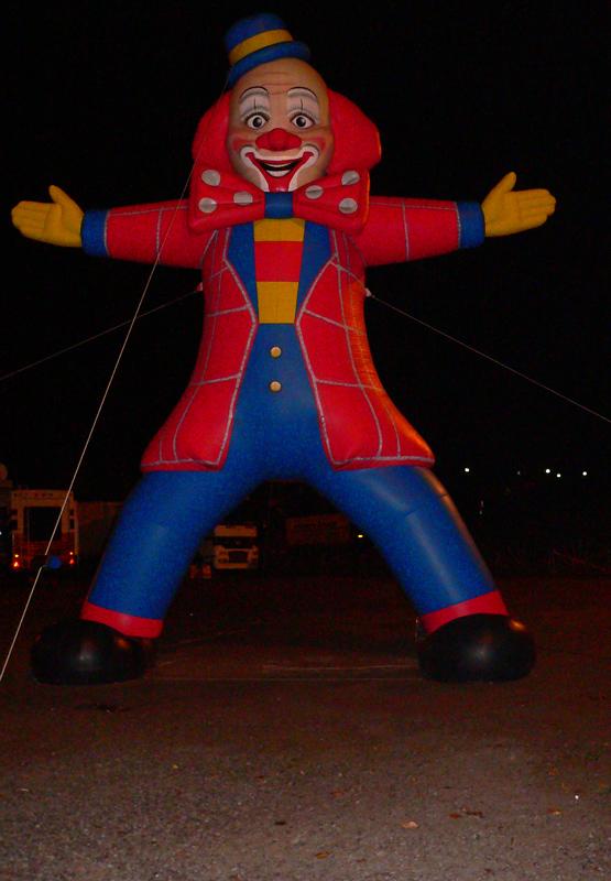 zirkus cannstatter wasen 2018