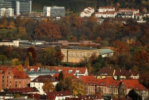 Die zugenagelte Villa Berg