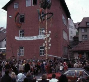 Gablenberg-Maibaum-1980