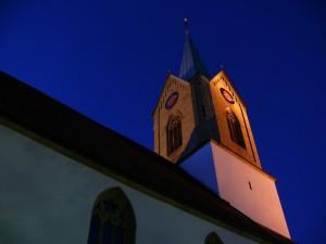 Kirche-Renningen am Rathaus