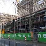 Ehemaliges OP Gebäude in der Lautenschlagerstraße