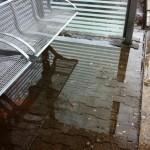 Hochwasser Rems