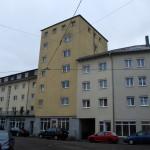 Gasarbeitersiedlung Berg-, Plasteräckerstraße