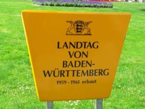 Baden-Württemberg-Landtag