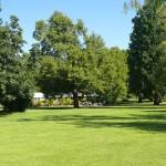 Unser Schlossgarten wie Er einst mal war