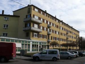 Wagenburgstraße