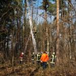 Gelungener Einsatz der Freiwilligen Feuerwehr Renningen