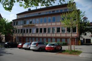 Stadtbücherei Untertürkheim