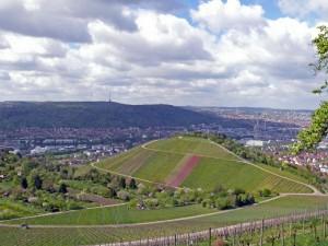 Mönchberg in Untertürkheim