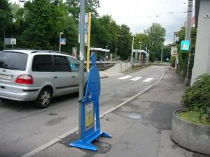 Unfall Hackstraße