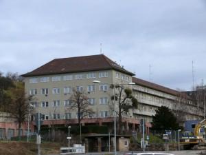 Polizeipräsidium am Pragsattel