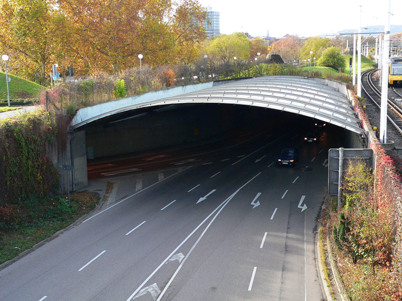 Berger-Tunnel
