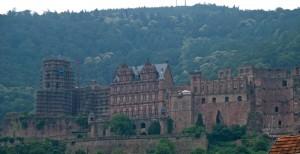 Schloss-Heidelberg