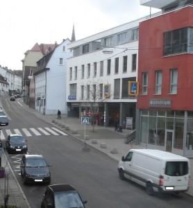 Zebrastreifen-Gablenberger Hauptstraße