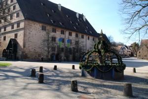 Osterbrunnen Kloster Maulbronn