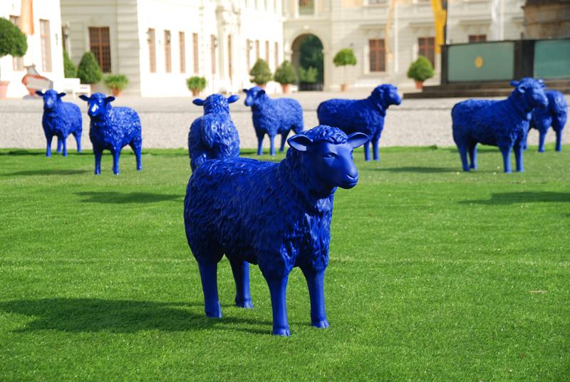 Gablenberger klaus blog suchergebnisse blausch ferei for Kunststoff tiere fur garten