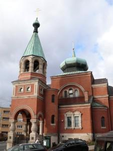 Russisch-Orthodoxe-Kirche Seidenstraße