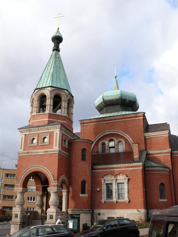 Die Russisch-Orthodoxe Kirche: Schönheit des